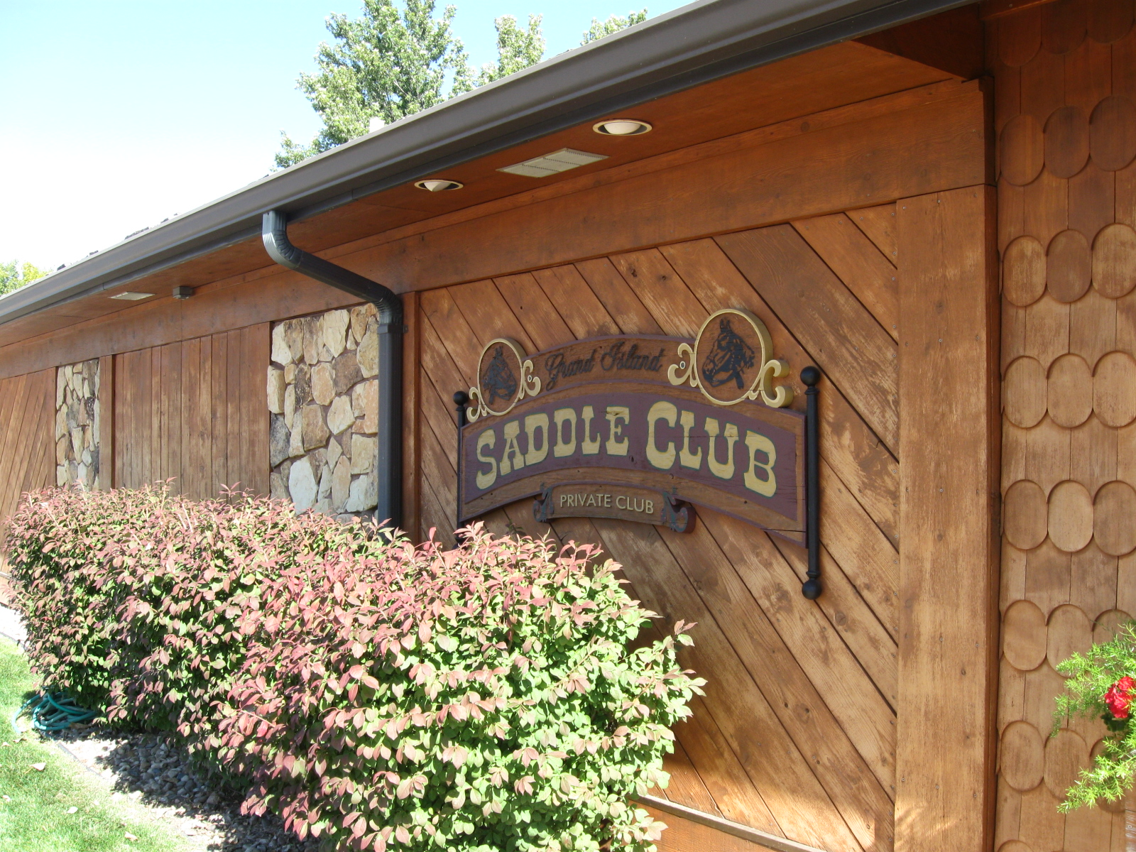 The Grand Island Saddle Club Was Organized In June Of 1945 By A Group Business People Brought Together Their Mutual Love For Horses And Need